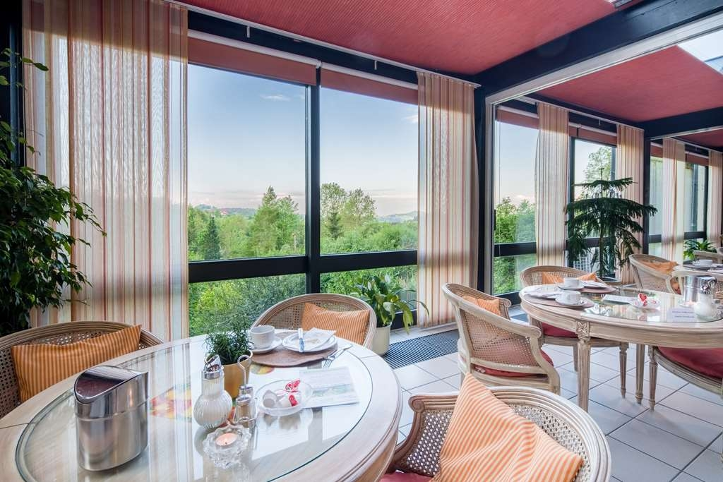 Best Western Hotel Rhoen Garden - Restaurant / Etablissement gastronomique