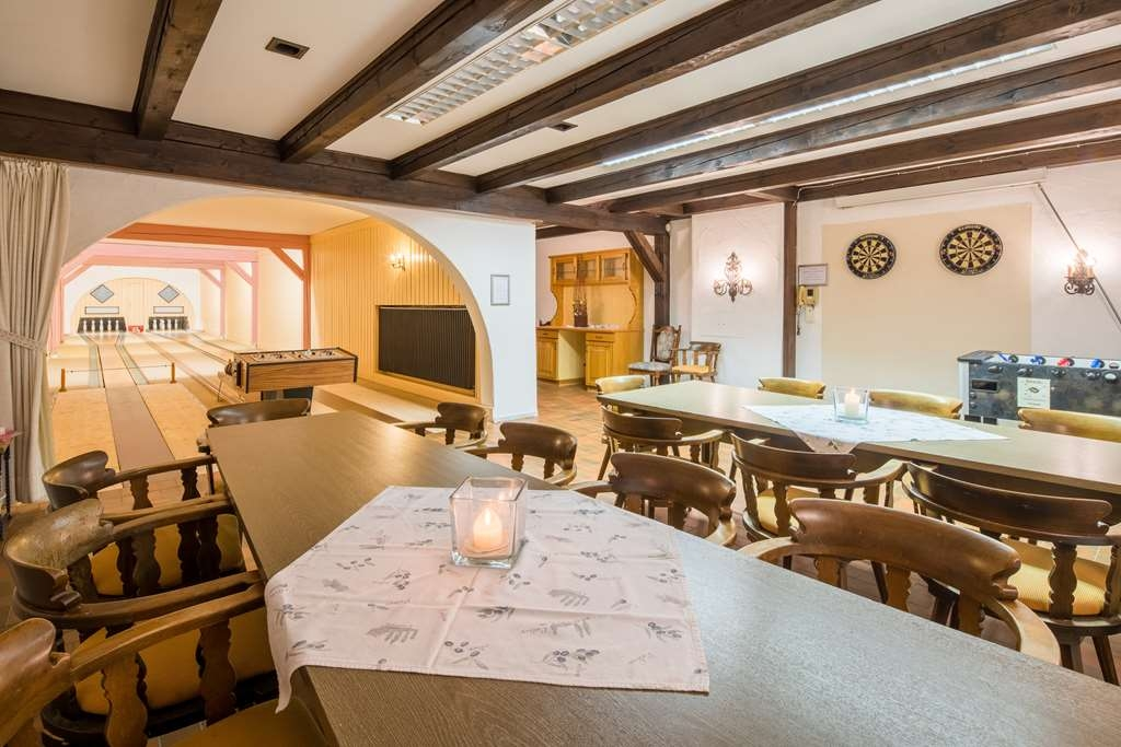 Best Western Hotel Rhoen Garden - Bar / Lounge