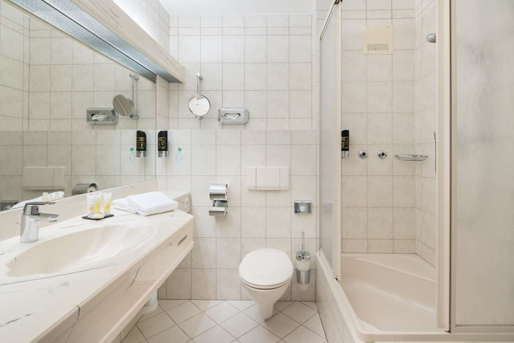 Best Western Hotel Rhoen Garden - Chambres / Logements