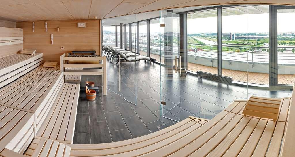 V8 Hotel Motorworld Region Stuttgart, BW Premier Collection - Sauna