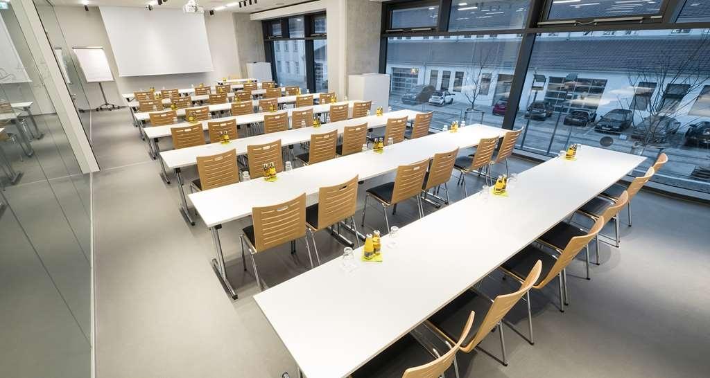 V8 Hotel Motorworld Region Stuttgart, BW Premier Collection - Sale conferenze