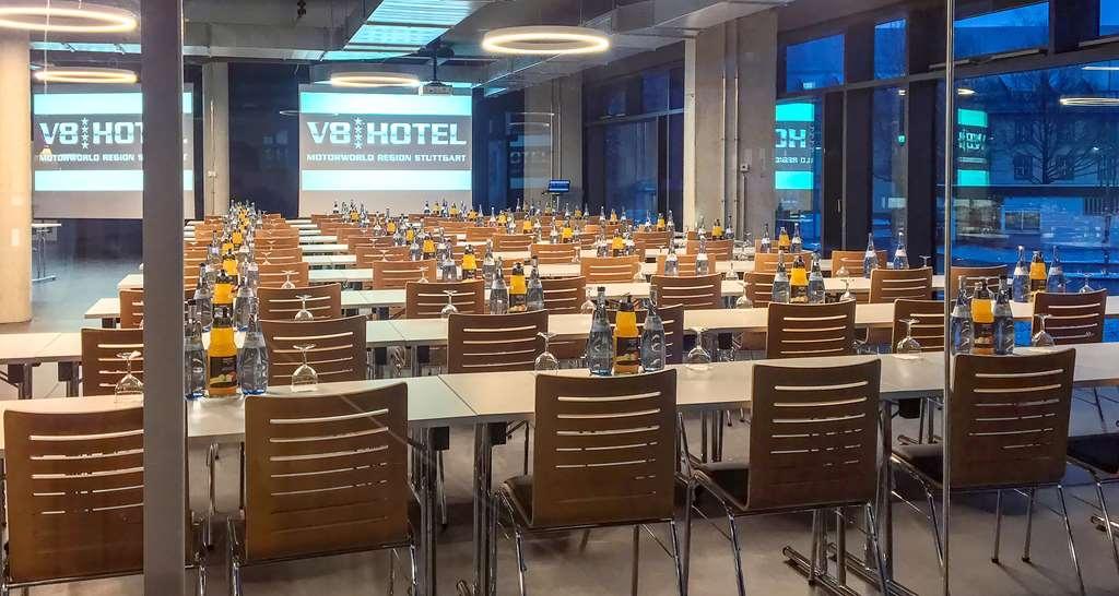 V8 Hotel Motorworld Region Stuttgart, BW Premier Collection - Besprechungszimmer