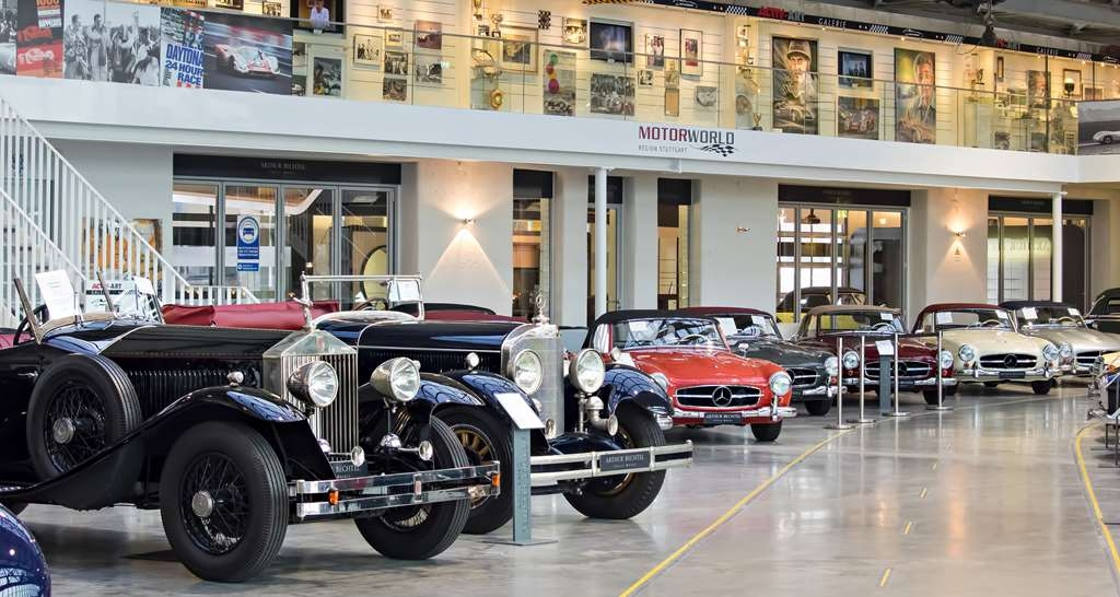 V8 Hotel Motorworld Region Stuttgart, BW Premier Collection - proprietà amenità