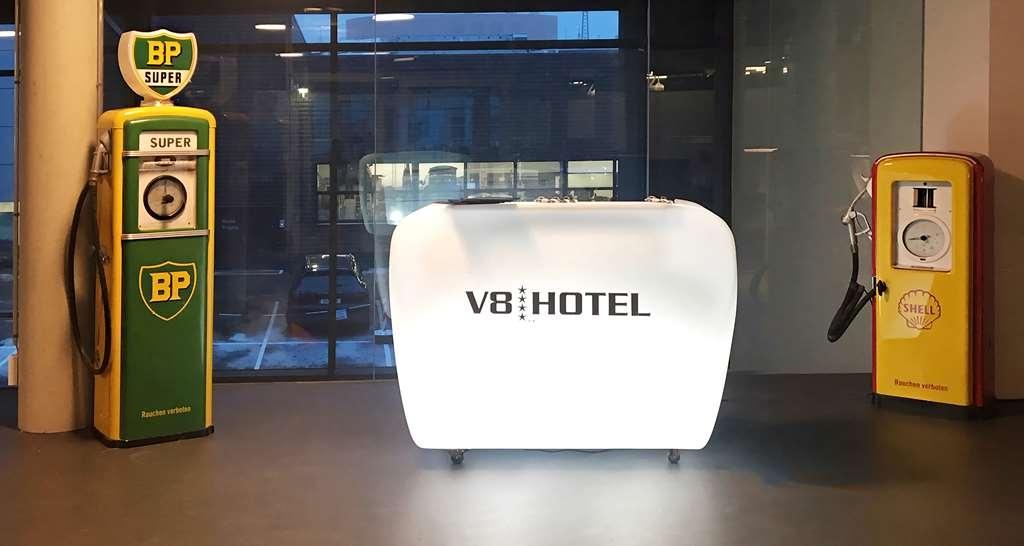 V8 Hotel Motorworld Region Stuttgart, BW Premier Collection - Event bar