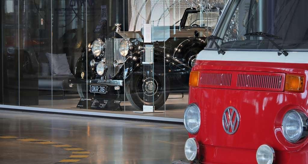 V8 Hotel Motorworld Region Stuttgart, BW Premier Collection - Property amenity