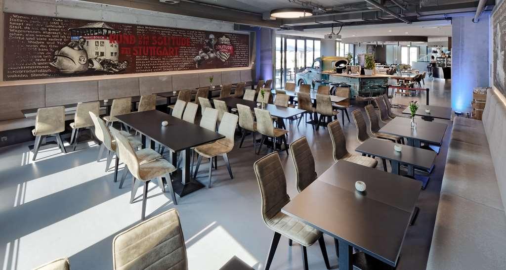 V8 Hotel Motorworld Region Stuttgart, BW Premier Collection - Restaurant