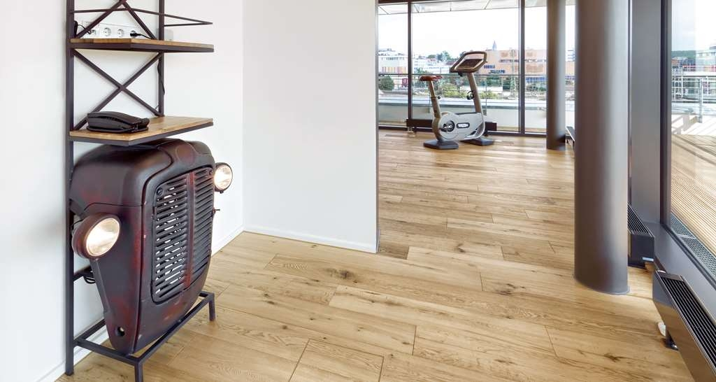 V8 Hotel Motorworld Region Stuttgart, BW Premier Collection - Fitnessstudio