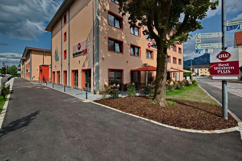 Best Western Plus Hotel Fuessen - Außenansicht