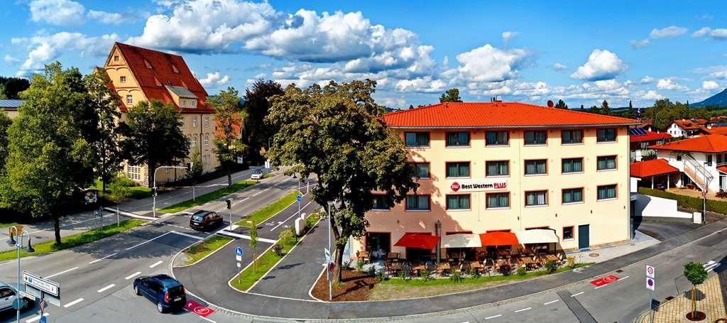 Best Western Plus Hotel Fuessen - Exterior View