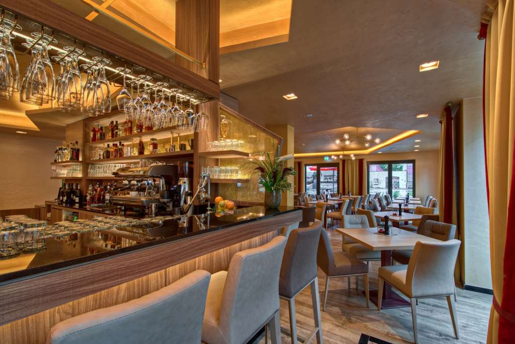Best Western Plus Hotel Fuessen - Bar / Lounge