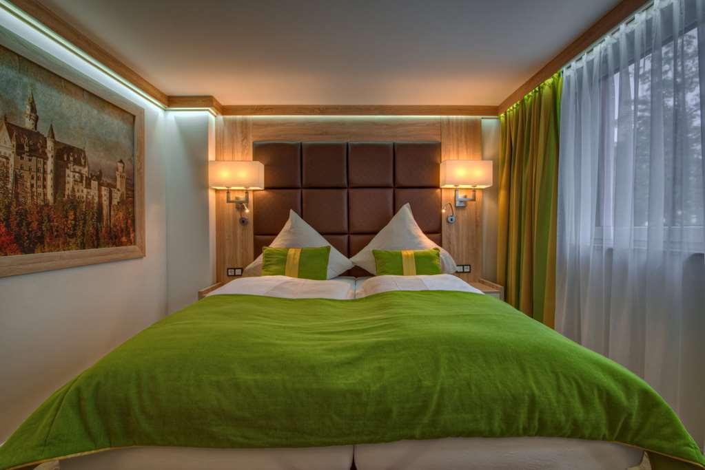 Best Western Plus Hotel Fuessen - Gästezimmer/ Unterkünfte