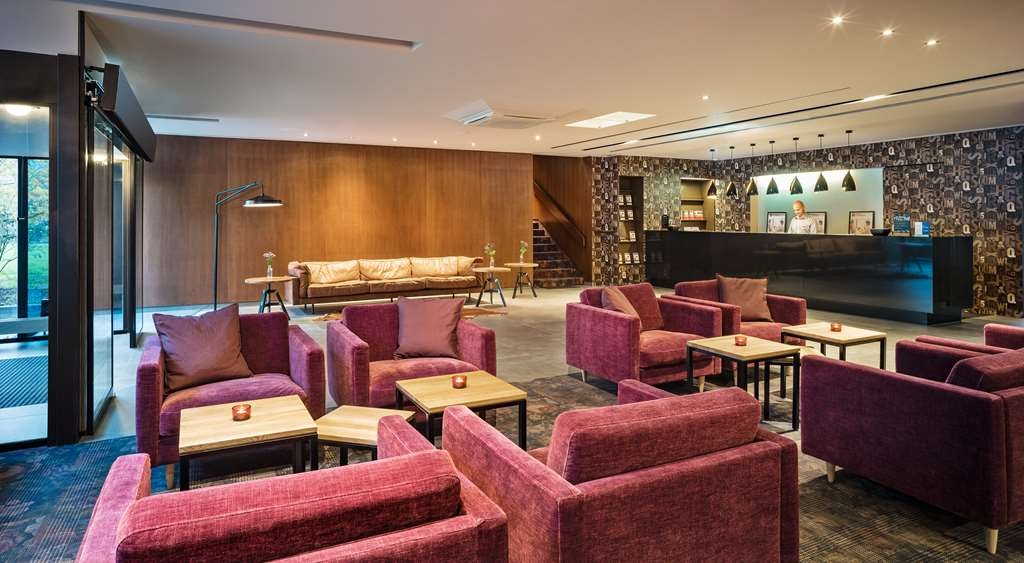 Best Western Hotel Kaiserslautern - Vue du lobby