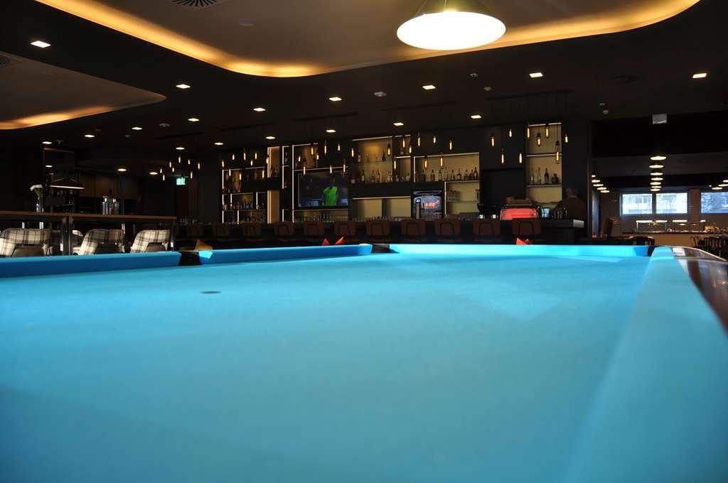 Best Western Hotel Kaiserslautern - Billard