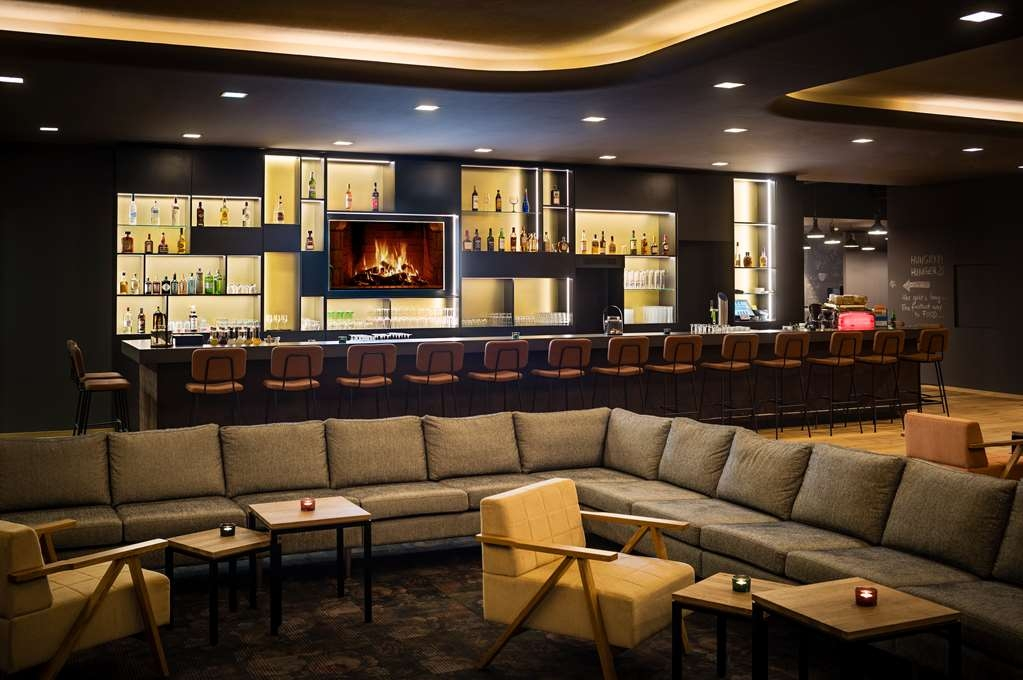 Best Western Hotel Kaiserslautern - Bar / Lounge