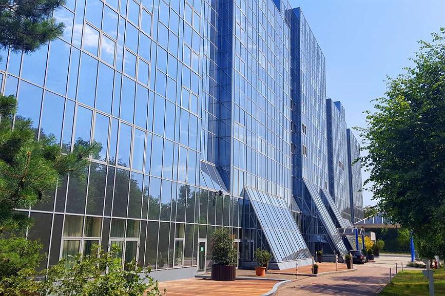 Best Western Plus Plaza Hotel Darmstadt - Area esterna