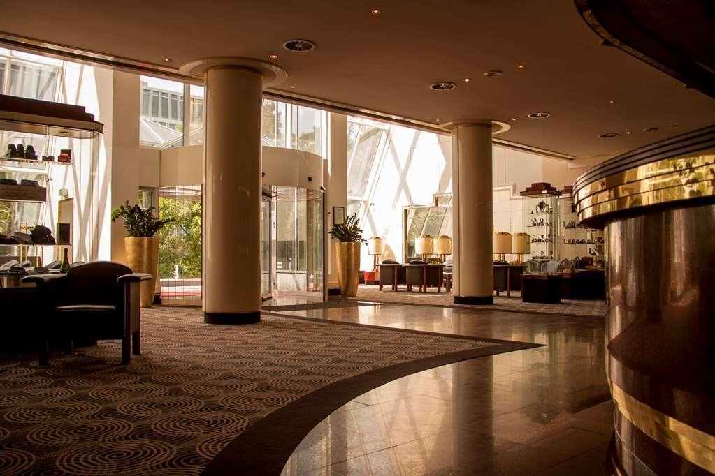 Best Western Plus Plaza Hotel Darmstadt - Hall