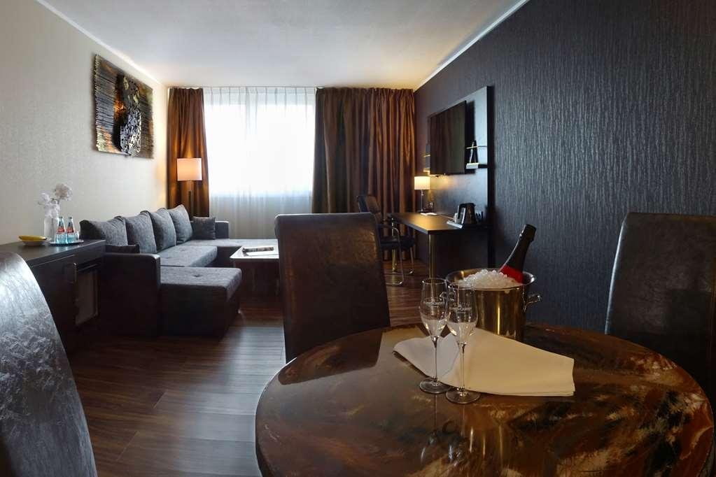 Best Western Plus Plaza Hotel Darmstadt - Camere / sistemazione