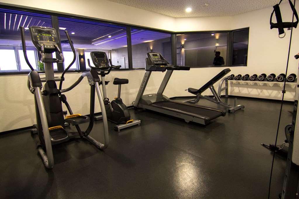 Best Western Plus Plaza Hotel Darmstadt - Club de salud