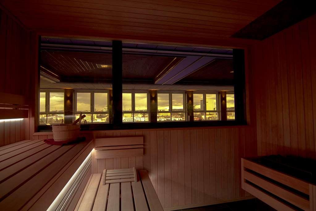 Best Western Plus Plaza Hotel Darmstadt - Balneario