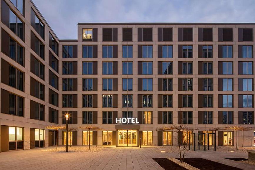 Best Western Hotel Wiesbaden - Area esterna