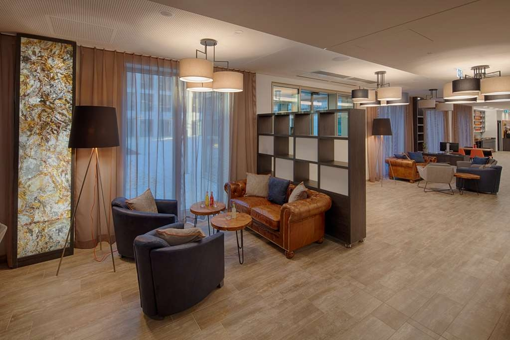 Best Western Hotel Wiesbaden - Bar / Lounge