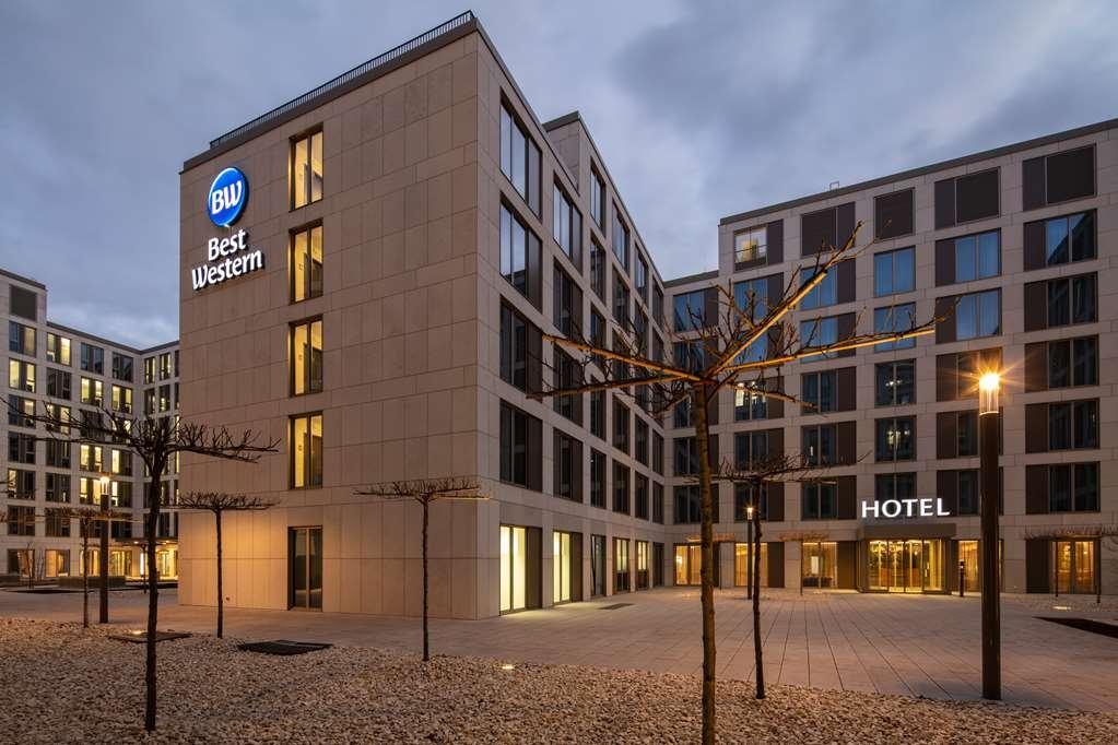 Best Western Hotel Wiesbaden - Façade