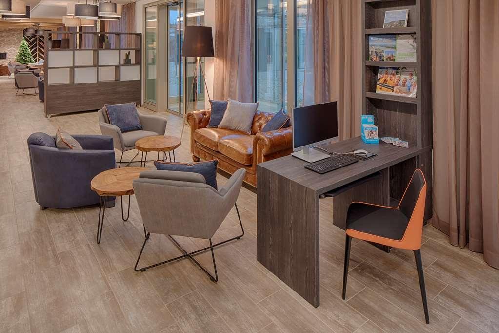 Best Western Hotel Wiesbaden - Vue du lobby