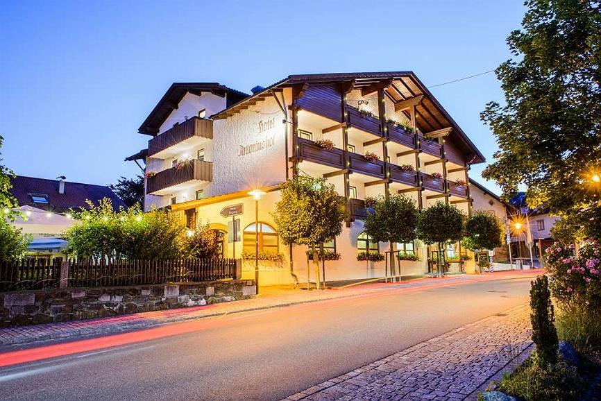 Best Western Hotel Antoniushof - Aussenansicht