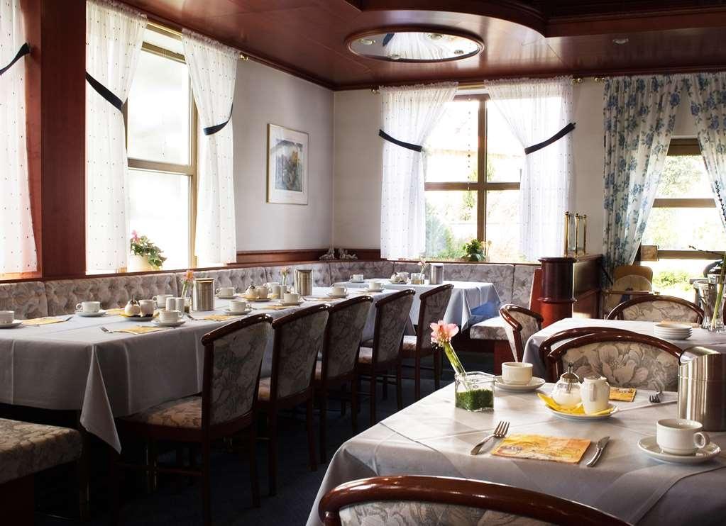 Best Western Hotel Antoniushof - Restaurant