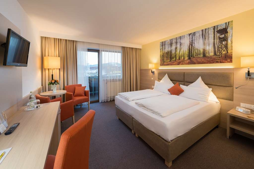 Best Western Hotel Antoniushof - Guest Room with Balcony and One Double Bed