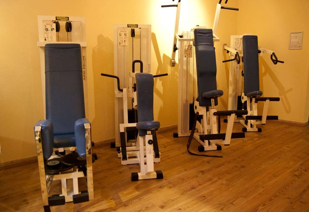 Best Western Hotel Antoniushof - Fitnessstudio