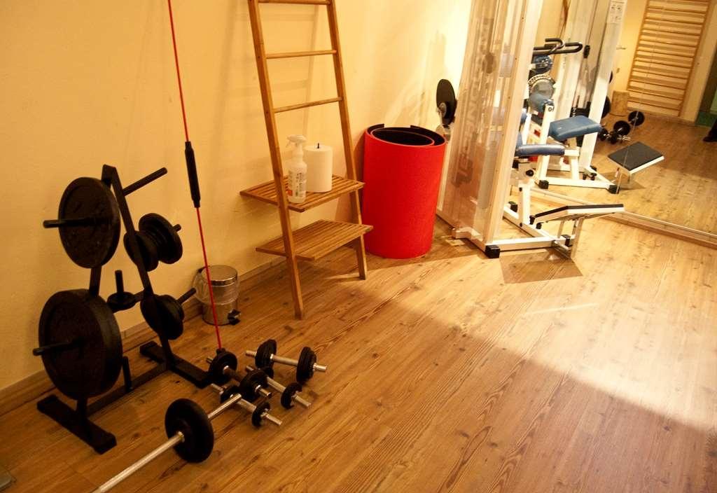 Best Western Hotel Antoniushof - fitness area