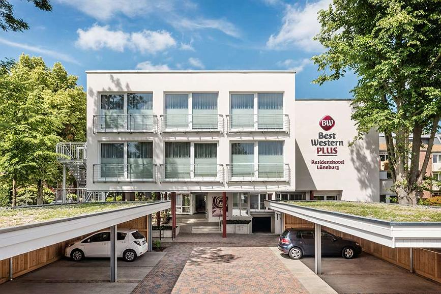 Best Western Plus Residenzhotel Lueneburg - Vue extérieure