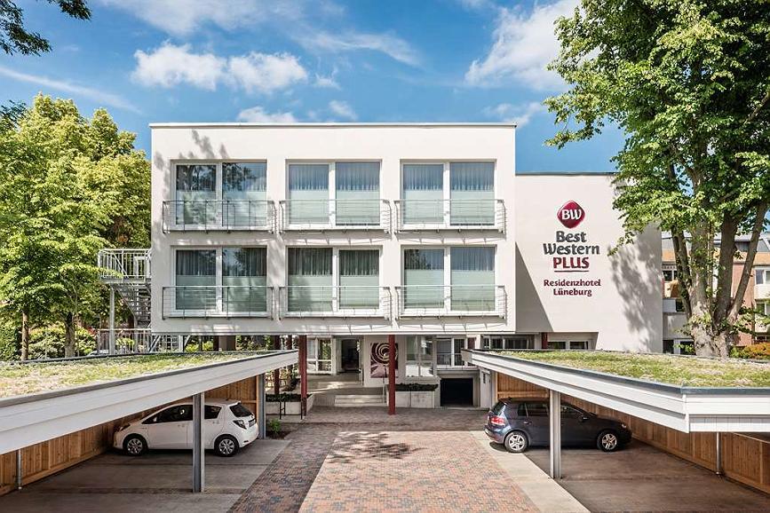 Best Western Plus Residenzhotel Lueneburg - Area esterna