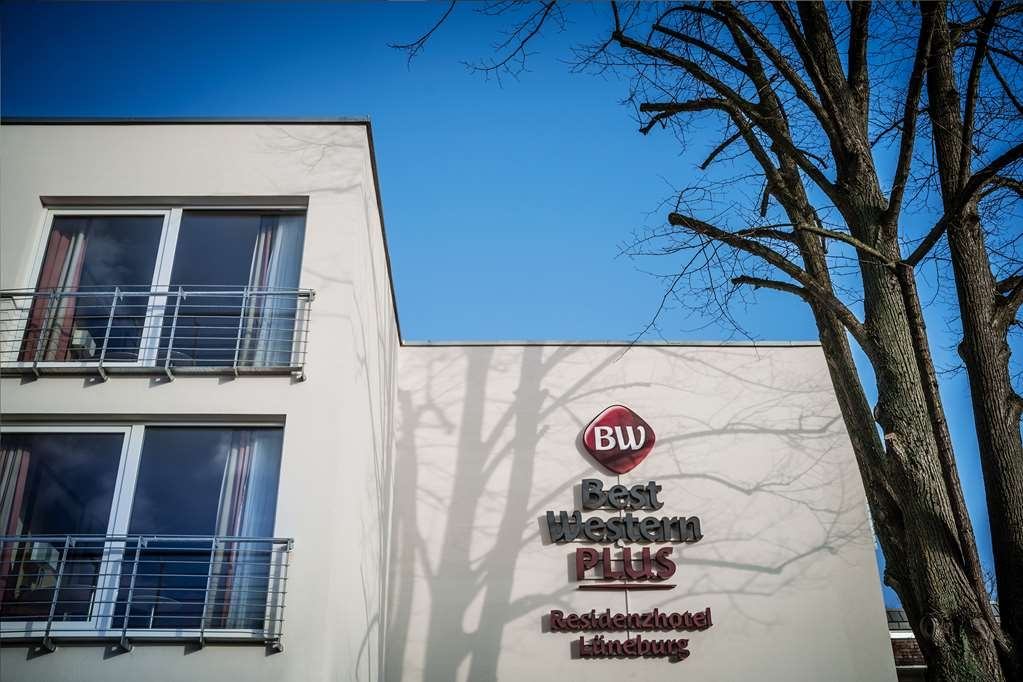 Best Western Plus Residenzhotel Lueneburg - Außenansicht