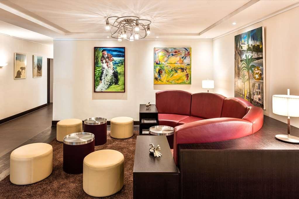 Best Western Plus Residenzhotel Lueneburg - lobby