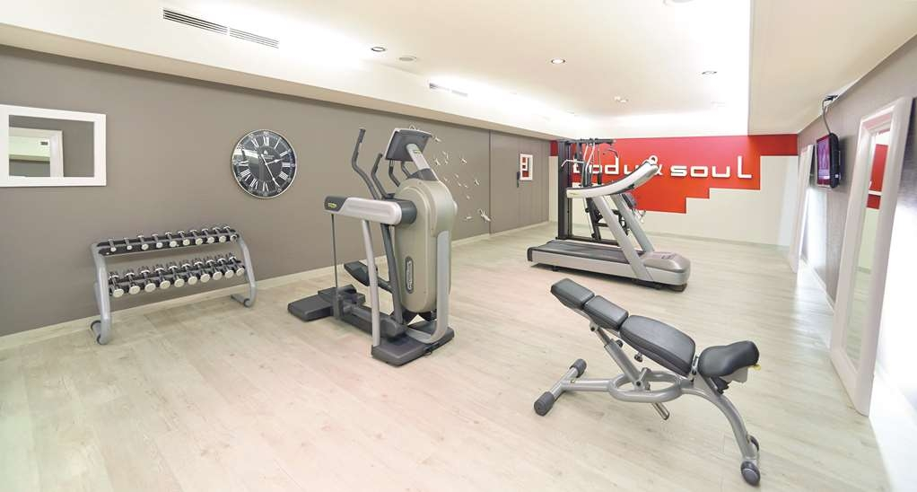 Best Western Hotel Trier City - Exercise Facility