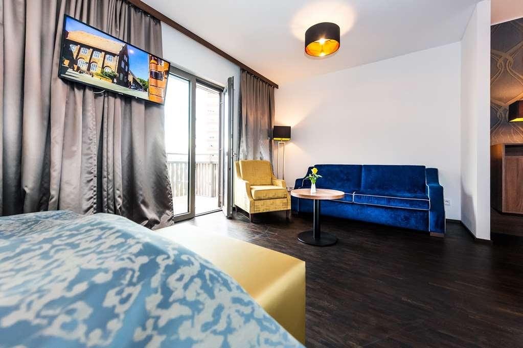 Best Western Plus Royal Suites - Gästezimmer/ Unterkünfte
