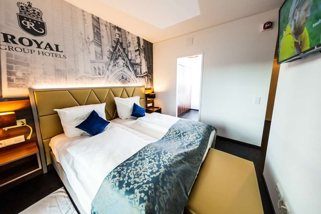 Best Western Plus Royal Suites - Chambres / Logements