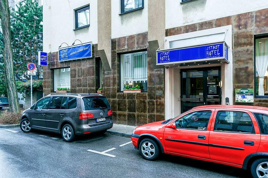Sure Hotel by Best Western Ratingen - Aussenansicht