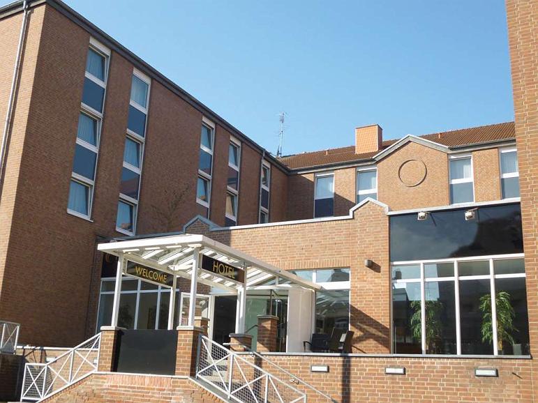 Best Western Plaza Hotel Grevenbroich - Exterior