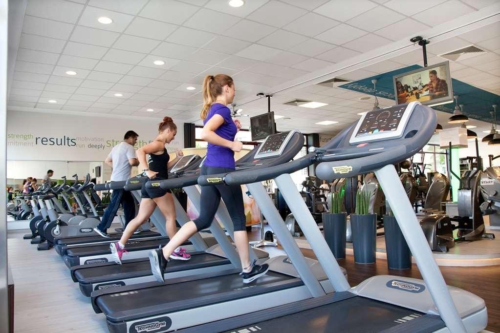 Best Western Hotel Hohenzollern - Fitnessstudio