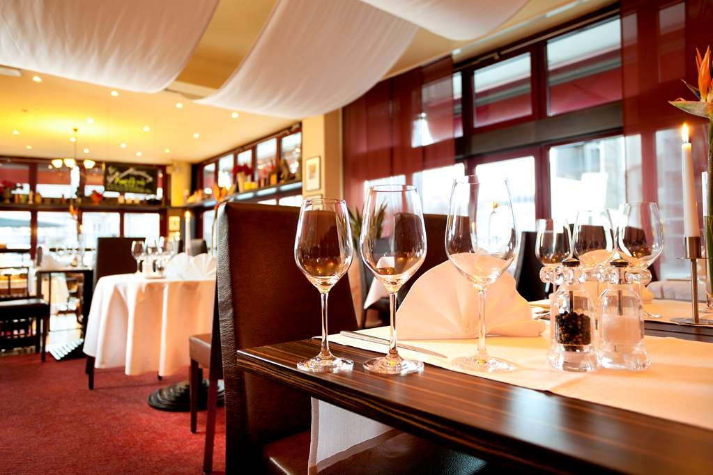 Best Western Hotel Hohenzollern - Restaurant / Gastronomie