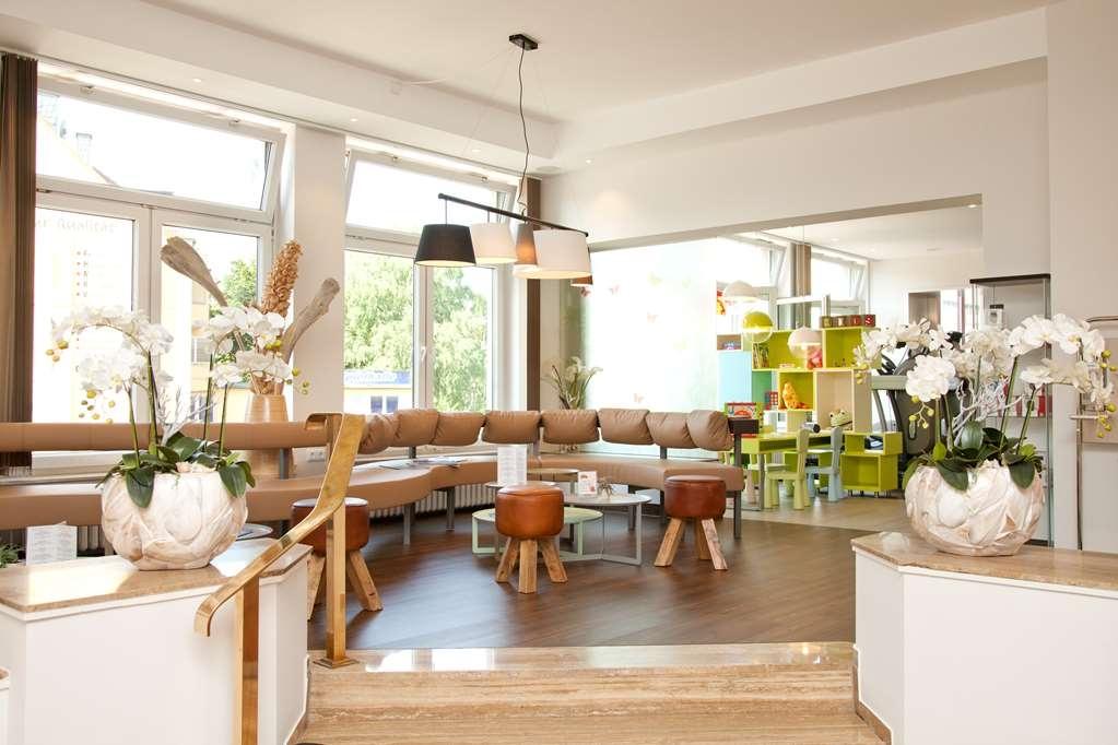 Best Western Hotel Hohenzollern - Lobbyansicht