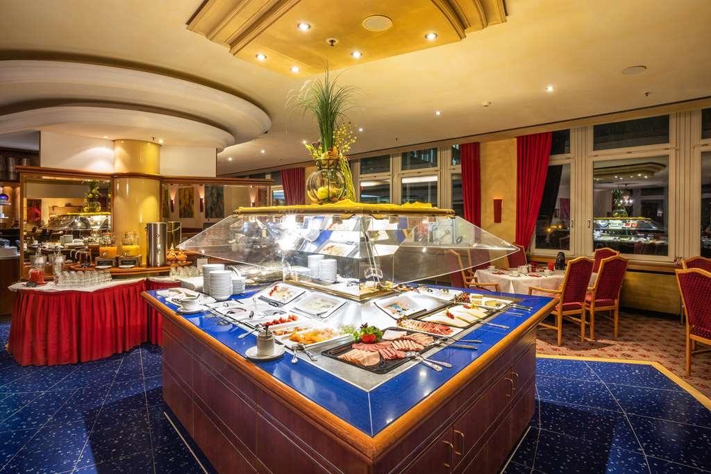 Amedia PLAZA Schwerin, Sure Hotel Collection by Best Western - Breakfast area