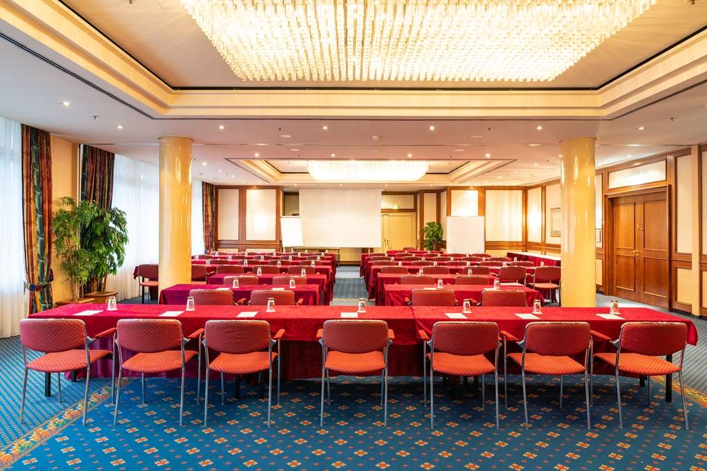 Amedia PLAZA Schwerin, Sure Hotel Collection by Best Western - Sale conferenze