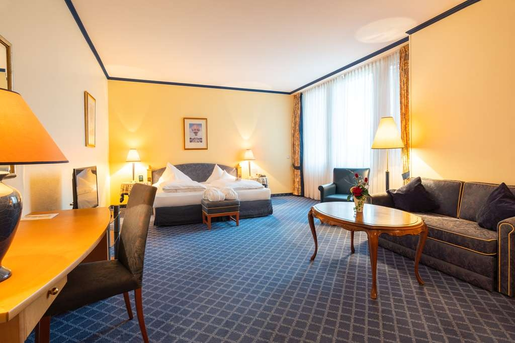 Amedia PLAZA Schwerin, Sure Hotel Collection by Best Western - Chambres / Logements