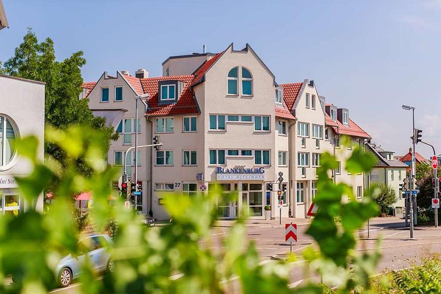 PLAZA Hotel Blankenburg Ditzingen, Sure Hotel Collection - Aussenansicht