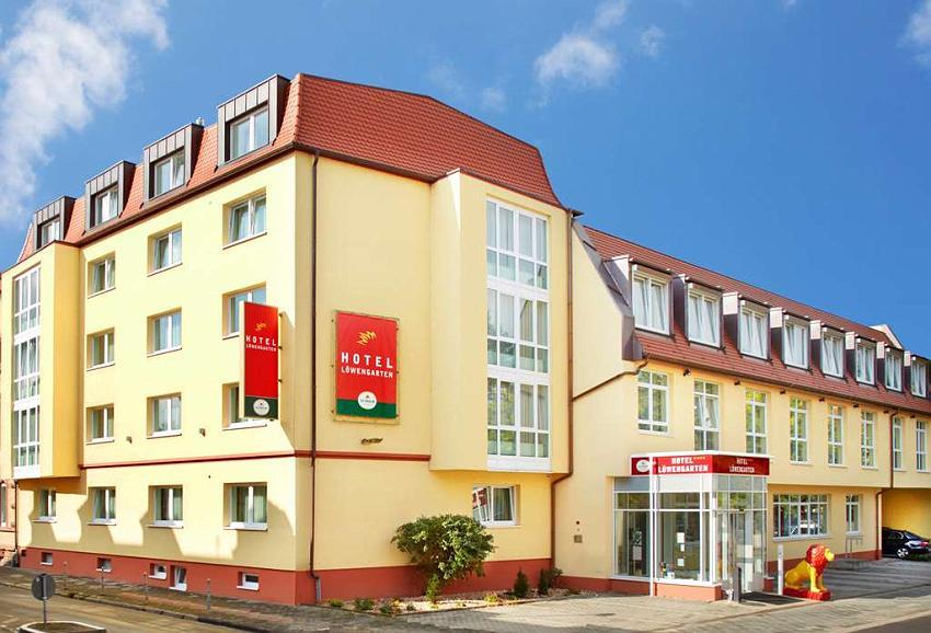 Best Western Hotel Loewengarten - Aussenansicht