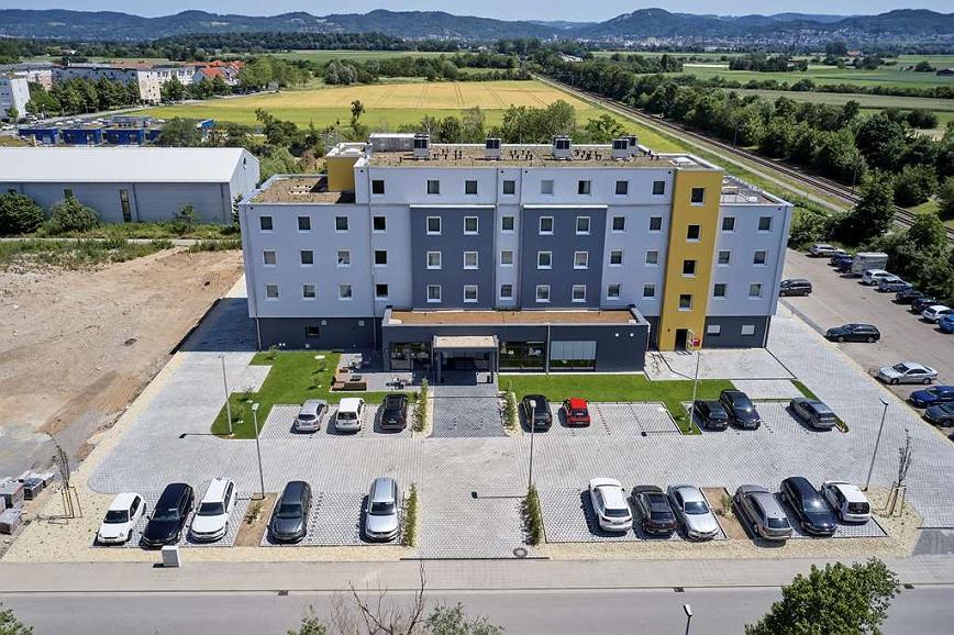 Best Western Hotel Viernheim Mannheim - Vista exterior